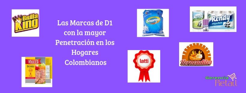 Marcas D1
