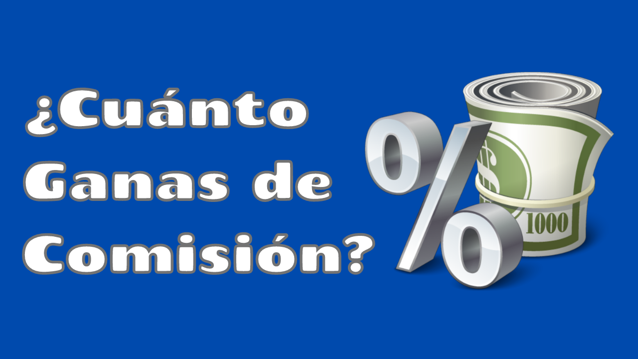 Comisión por Ventas
