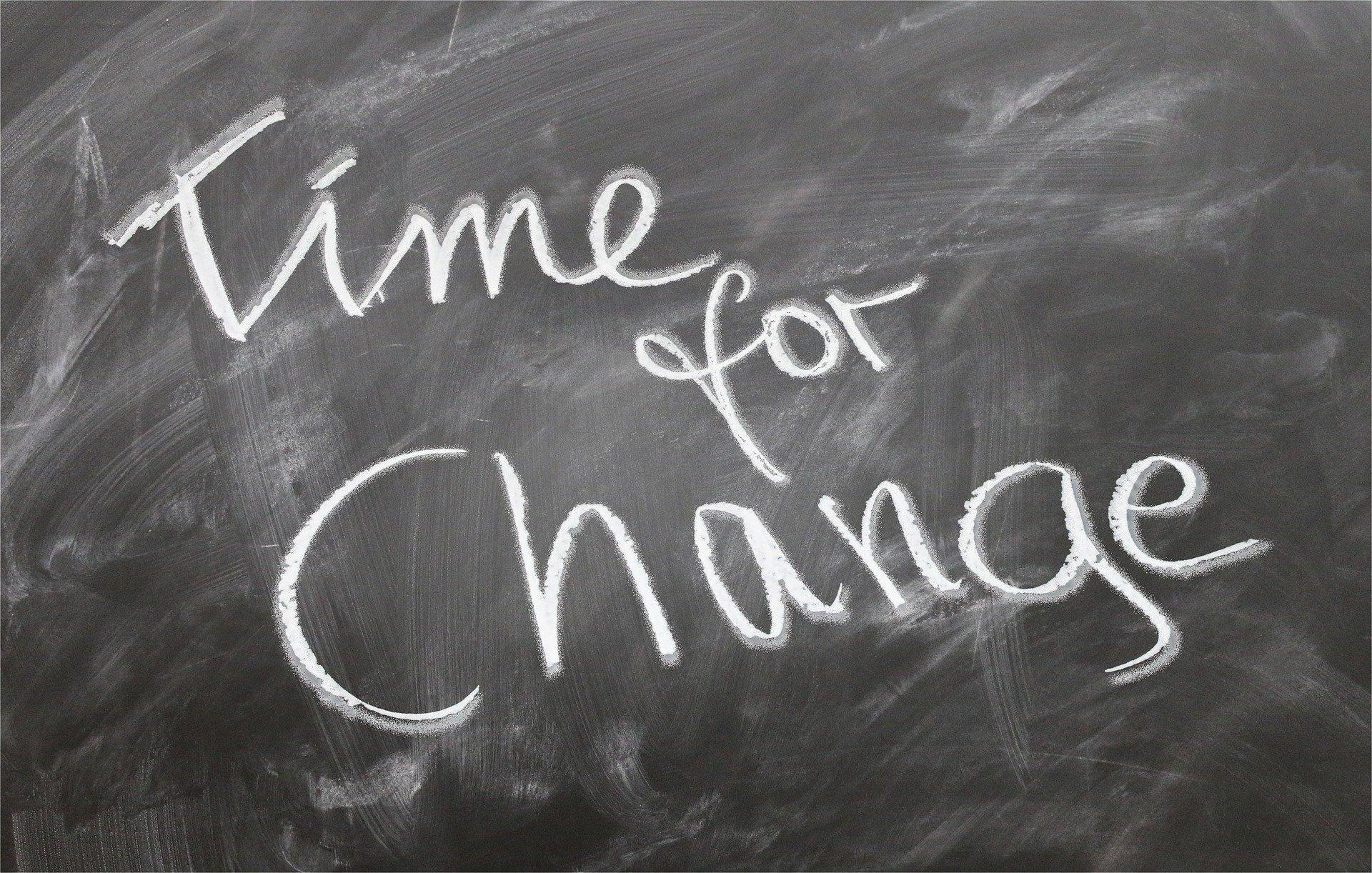 Cambios Configuración Blog